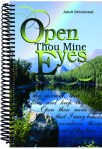 Adult Devotional – Open Thou Mine Eyes Cover