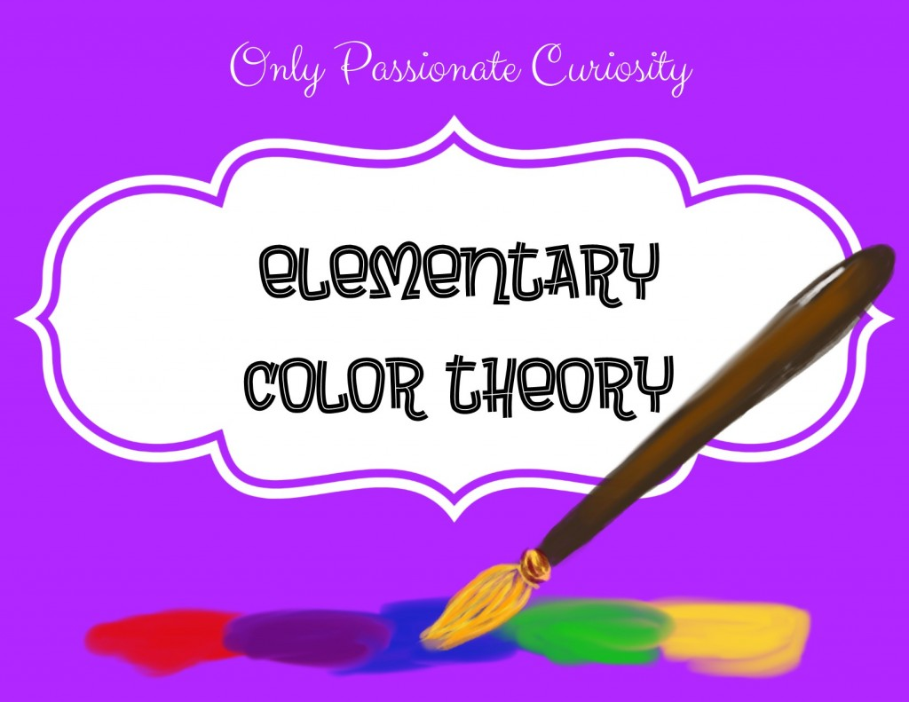 Elementary Art Color Theory Pack