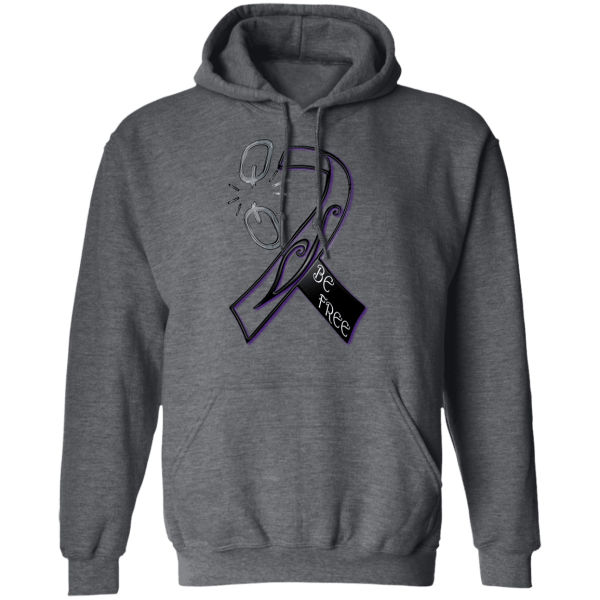Recovery Ribbon Pullover Hoodie