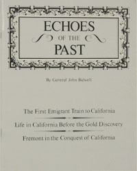 Echoes of the Past, Book