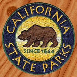 California State Parks Patch