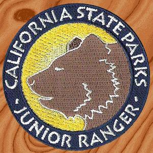 Junior Ranger Patch-0