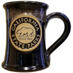 Hand Thrown Ceramic Mug California Department Of Parks And Recreation Online Store