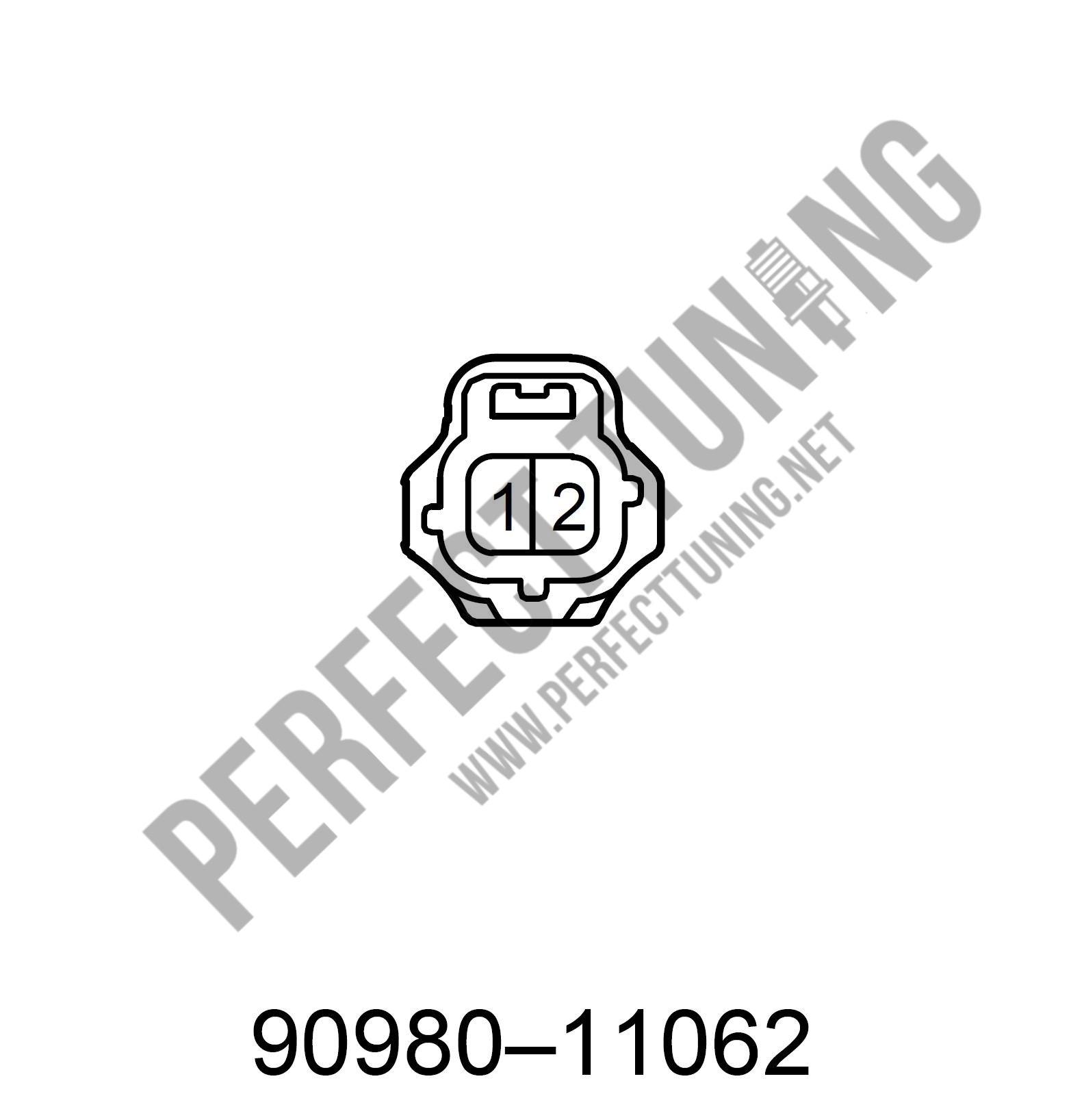 Toyota Coolant Temperature Connector