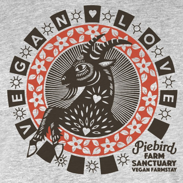 Vegan Shirt, sanctuary
