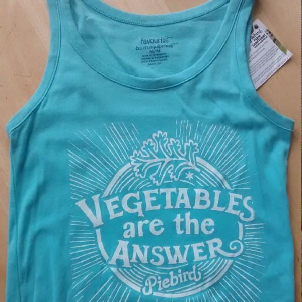 upcycled shirt vegan