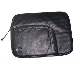 bolsa portatil   7-10.1 sleeve piel negro