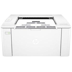 impresora hp laserjet  monocromo  pro m102a g3q34a (17a)