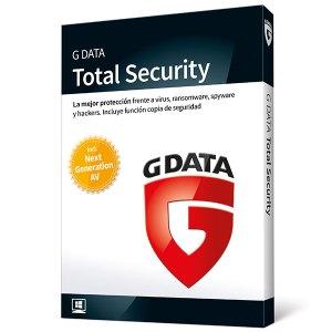 software antivirus gdata 2018 total security 1 pc 12 meses