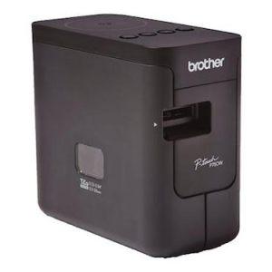 impresora brother rotuladora termica pt-p750w