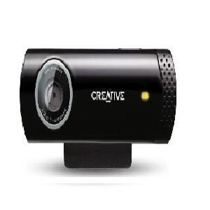 camara video conf. creative live! cam chat hd (720p) mic integrado