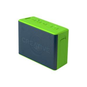 altavoces  creative  muvo 2c verde  bluetooth mp3 bateria resist al agua
