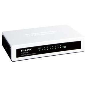 switch tp-link   8p 10/100  mini ·tl-sf1008d
