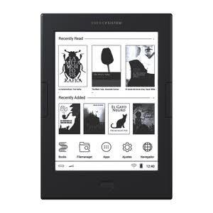 libro electronico energy ereader max p6 tactil 8gb wifi boton paso pagina 428526