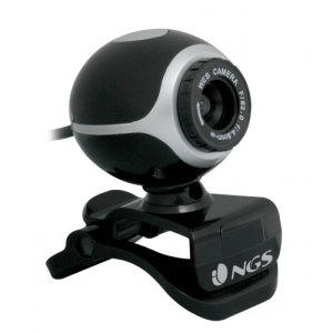 camara video conf. ngs  xpress cam 300 5mpx usb c/microfono