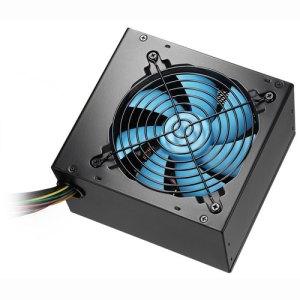 fuente alimentacion atx  600w  coolbox powerline black 600 coo-fapw600-bk