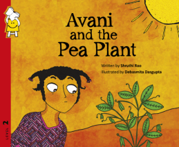 Avani And The Pea Plant