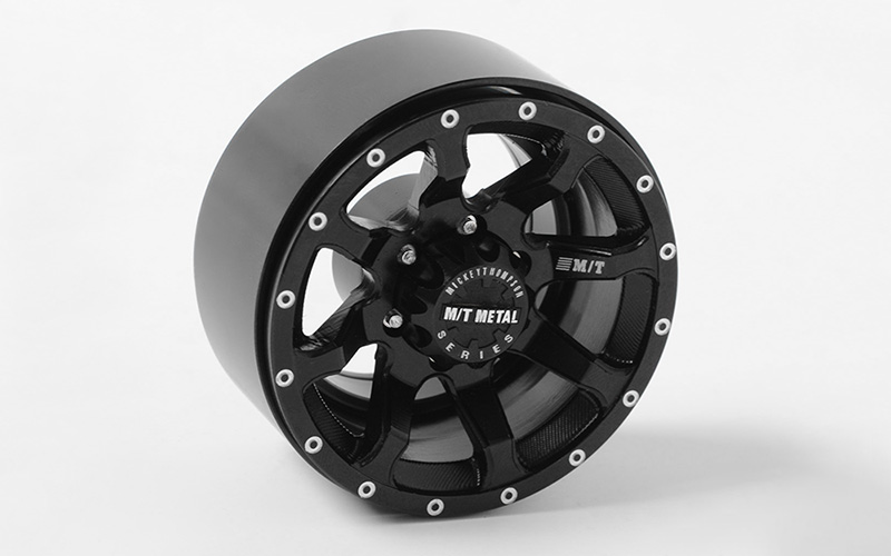 Rc4wd Mickey Thompson Metal Series Mm 366 1 7 Quot Beadlock Wheels