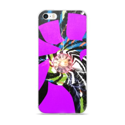Time V0RTX by Reformation Designs – iPhone 5/5s/Se, 6/6s, 6/6s Plus Case