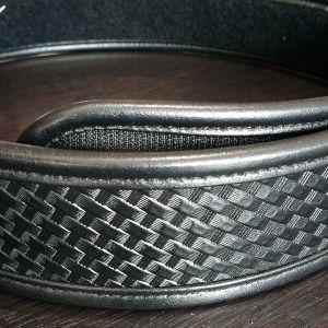 BIANCHI Leather BELT FETISH 12767 ( Size 30 -32 )