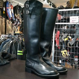 WESCO Leather Police BOOTS 13067