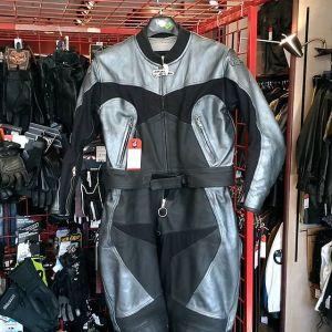 TAP-MOTO Leather Racing RACE SUIT 14323 ( Size short n'curvy )