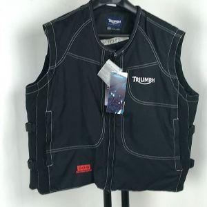 TRIUMPH Textile Vest HEATED 15252 ( Size XL )