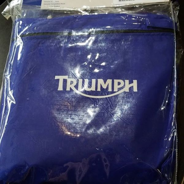 TRIUMPH Textile Motorcycle Cover ACCESSORY 18705