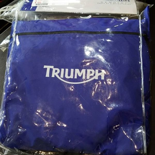 TRIUMPH Textile Motorcycle Cover ACCESSORY 18706