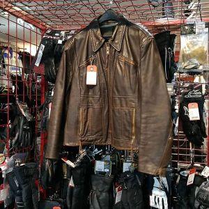 ||||||SCHOTT Leather Vintage JACKET 19596 ( Size 46 )