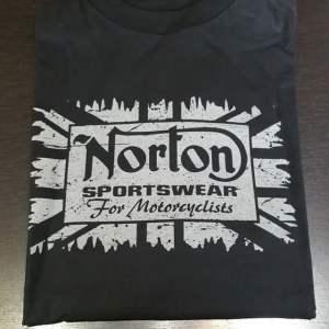 NORTON LONG SLEEVE T-SHIRT 20038 ( Size XL )