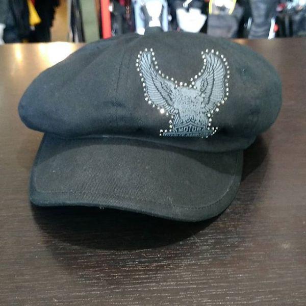 HARLEY DAVIDSON Textile Paper Boy HAT 20514 ( Size Sm )