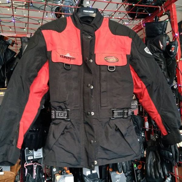 """First Gear Textile Touring JACKET 21889 ( Size 32"""" )"""