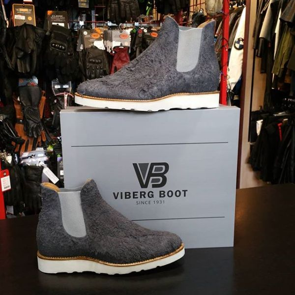 VIBERG Leather Chelsea BOOTS 22032