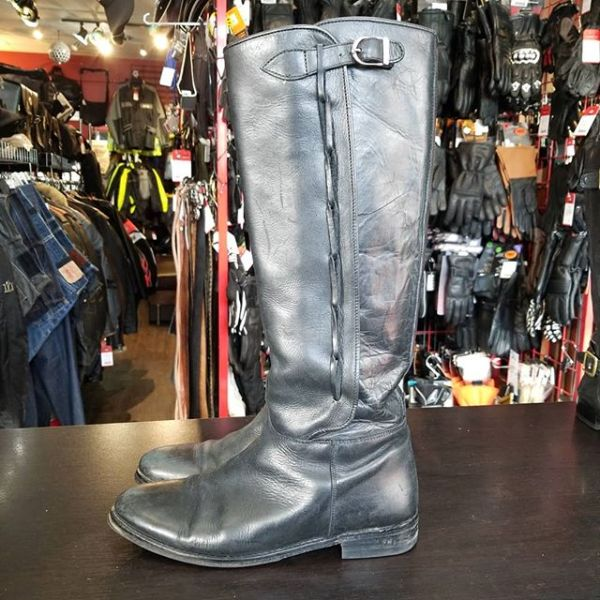 Rydale Leather Knee High Riding BOOTS 22907