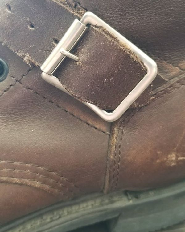  DOUBLE H Leather Jump BOOTS 23201