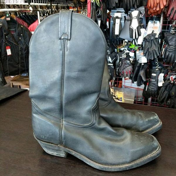 BOULET Leather Western BOOTS 23312