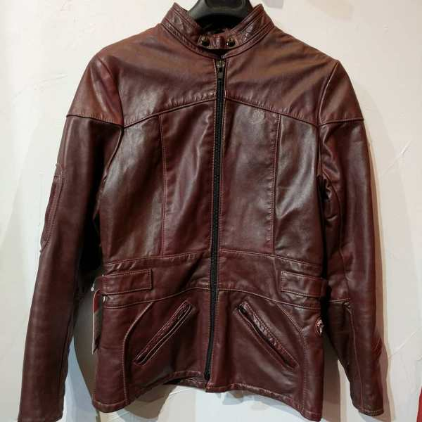 DROSPO Leather Taurus JACKET 23507 ( Size SM w 36 )