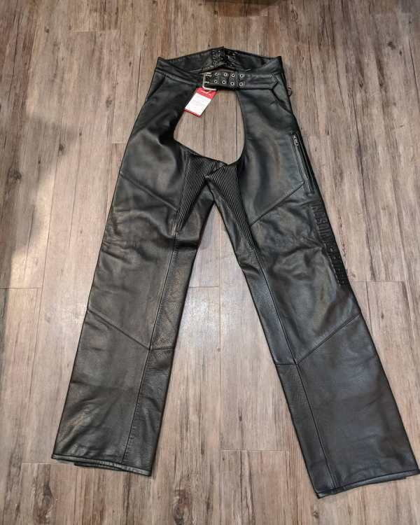 """HARLEY DAVIDSON Leather Classic CHAPS 