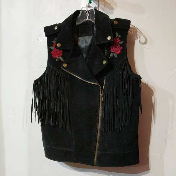 FOREVER 21 Leather Fashion VEST | 23907