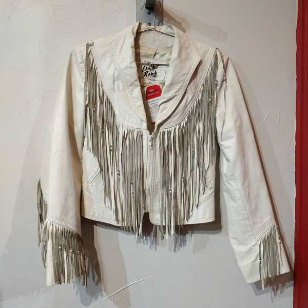 THE LEATHER RANCH / Fashion JACKET   24022