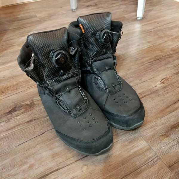 ICON Leather PATROL BOOTS | 24236
