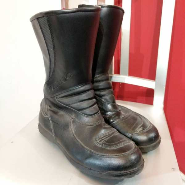 TEKNIC Leather Touring BOOTS   24282
