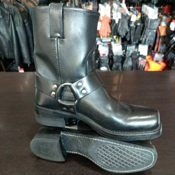 FRYE Leather Harness 8R BOOTS | 24386