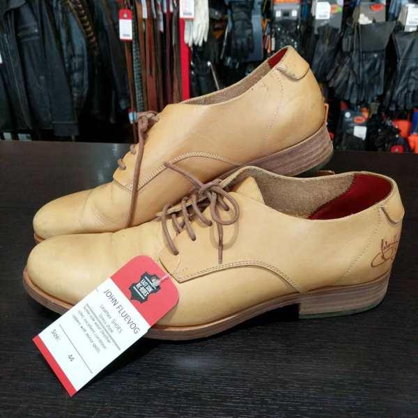 JOHN FLUEVOG Leather Dress shoe SHOES | 24432
