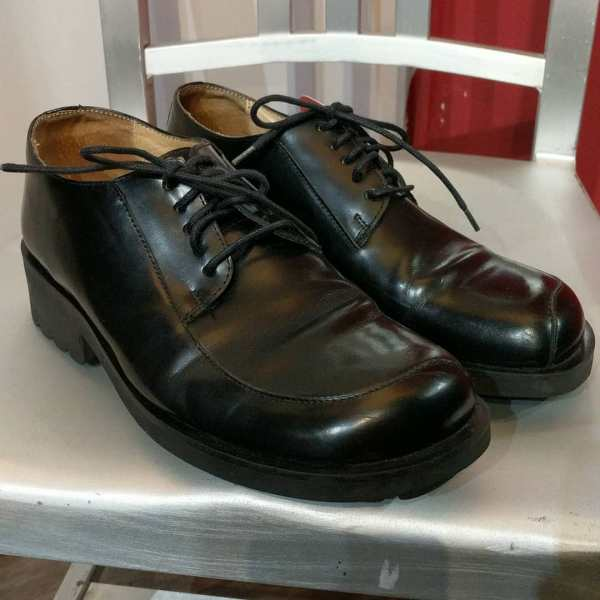 GIRAUDON Leather Loafer + SHOES | 24670