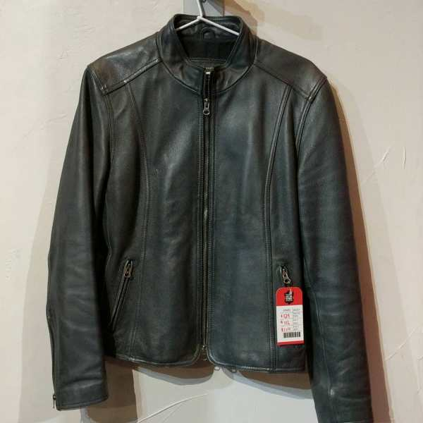 BOUTIQUE OF LEATHERS Leather Cafe Racer JACKET | 24681