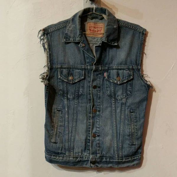 LEVI's Denim Trucker VEST | 24702