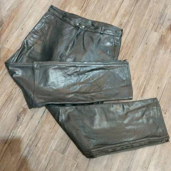 ORIGINAL LEATHER FACTORY Leather Riding PANTS   24710