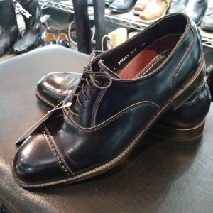 FLORSHEIM Leather Oxford SHOES | 24725